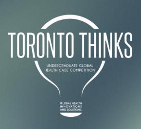 Register for TorontoThinks