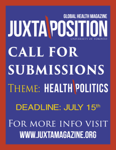 Call for submission poster