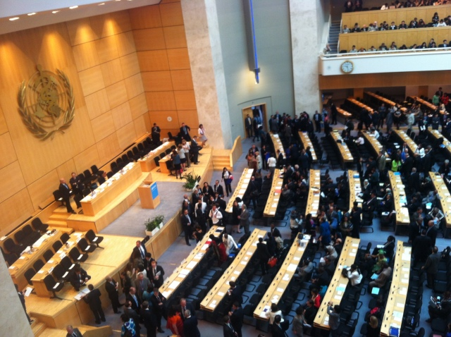 67th World Health Assembly