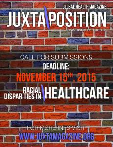 Racial Disparities in Healthcare - Call for Submissions